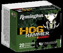 Remington Hogue Hammer  454 Casull 250gr, Barnes XPB, 20rd Box