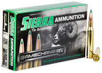 Sierra GameChanger 270 Winchester 140gr, Tipped GameKing, 20rd Box
