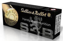 Sellier & Bellot Handgun 460 Smith & Wesson Magnum 255gr, Jacketed Hollow Point, 20rd Box
