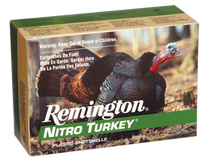 "Remington Nitro Turkey  12 Ga, 3.5"", 2oz, 4 Shot, 5rd Box"
