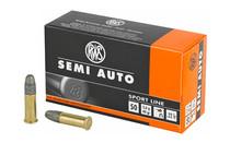 Walther RWS .22LR LFB Semi Auto Sport Line, 50rd Box