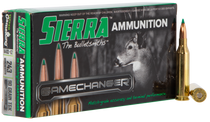 Sierra GameChanger 243 Winchester 90gr, Tipped GameKing, 20rd Box