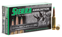 Sierra GameChanger 6.5 Creedmoor 130gr, Tipped GameKing, 20rd Box
