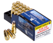 Magnum Research Desert Eagle  429 DE Magnum 240gr, Jacketed Soft Point, 20rd Box