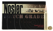 Nosler Match Grade RDF 300 Win Mag 210gr, Hollow Point Boat Tail, 20rd Box
