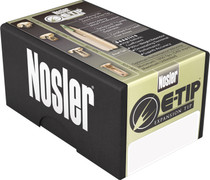 Nosler E-Tip 280 Remington 140gr, E-Tip Lead-Free, 20rd Box