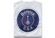 Beretta T-Shirt USA Logo 3X-Large, White