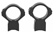Kimber Talley Aluminum Base/Ring 1-In. 8400 High Black