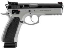 CZ SP-01 Shadow Custom 9mm, Dual Tone Gray & Black, 19rd