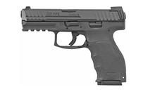 """HK VP9 Standard 9mm, 4"""" Barrel, Black, Night Sights, 3x17rd Mags"""