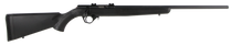 "Mossberg 817 17 HMR,  21"" Blued Black Right Hand,  5 rd"