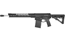 "Diamondback DB10 AR-10 308 Winchester, 18""Stainless Steel Barrel, 15"" M-LOK V Rail, Black, 20Rd PMAG"
