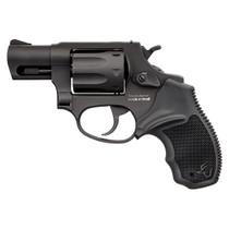 "Taurus 942 Small Frame 22 LR, 2"" Barrel, Steel Frame, Black, Polymer Grips, 8rd"