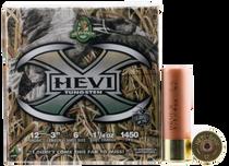 "HEVI-Shot Hevi-X 12 Ga 3"", 1-1/4oz, 6 Shot, 25rd Box"