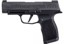 "Sig P365 XL X-Series 9mm, 3.7"" Barrel, Xray3, Optics Ready, Black, 12rd"