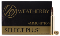 Weatherby Select Plus, 6.5 Weatherby RPM, 140gr, AccuBond, 20rd Box