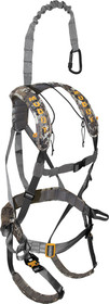 Walkers Ambush Harness Padded Nylon Camo