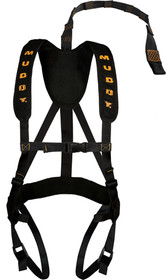 Walkers Magnum Pro Harness Black