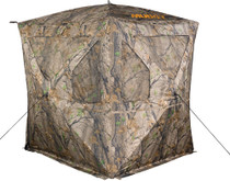 "Walkers Ravage Ground Blind Weather Resistant Fabric 72"" x 72"" x 64"""