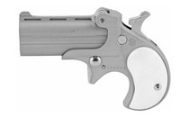"Cobra Classic Derringer .22 LR, 2.4"" Barrel, Satin Finish, Pearl Grips, 2rd"