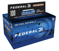 "Federal Speed-Shok 12 Ga, 3"", 1 1/4oz, BB Shot, 100rd Box"