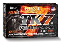 "Kent Cartridge TK7 Penetrator 12 Ga, 3.00"", 1 5/8oz, 7 Shot, 5rd Box"