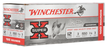 "Winchester Super-X Xpert High Velocity 12 Ga, 3"", 3 Shot, 100rd Box"