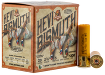 "Hevishot Hevi-Bismuth Upland 20 Ga, 2.75"", 1oz, 5 Shot, 25rd Box"