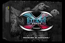 "Hevishot Hevi-X Strut 410 Ga, 3"", 9/16oz, 6 Shot, 5rd Box"