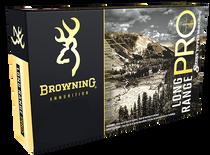 Browning Long Range Pro  30-06 Springfield 195gr, Sierra MatchKing BTPT, 20rd Box