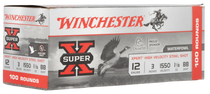 "Winchester Super-X Xpert High Velocity 12 Ga, 3.50"", 1 1/8oz, 3 Shot, 100rd Box"