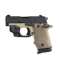 Sig P238 380 ACP Combat Laser, 6 and 7rd Mags