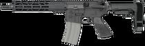 "Rock River Arms LEF-T LAR-15 AR-15 Pistol 223/5.56 10.5"" Barrel, SBA# Brace 30rd Mag"
