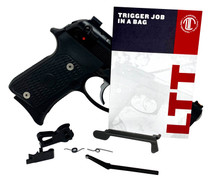 Langdon Tactical Trigger Job In A Bag Beretta 92, 96, M9 not A1 Black Single/Double Curved Elite Hammer