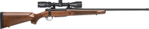 "Mossberg Patriot Vortex Scoped Combo 338 Win Mag, 24"" Barrel, Crossfire II 3-9x40mm Scope, Walnut, 3rd"