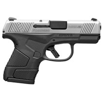 """Mossberg MC1 Sub-Compact 9mm, 3.4"""" Barrel, Two-Tone, 3-Dot Sight, 6-7rd Mags"""