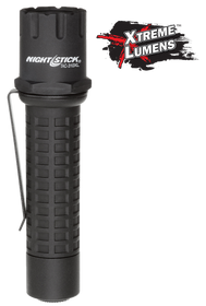 Nightstick Xtreme Lumens Tactical Flashlight 500 Lumens CR123A Lithium