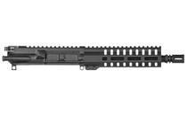 "CMMG Mk57 Banshee 100 Complete Upper 5.7x28mm, 8"" Barrel, Black, Fits AR Rifles"