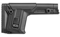 FAB Defense RAPS Rapid Adjustment Precision AR-15, Black Polymer Stock