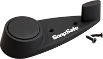 SnapSafe Magnetic Gun Holder Gun Hanger Polymer Black