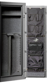 Winchester Safes Medium Door Panel Organizer Black