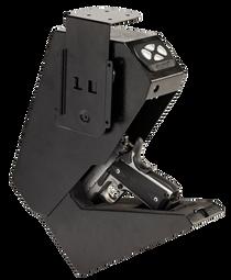 SnapSafe Drop Box Gun Safe Mechanical Keypad 16 Ga Steel Black