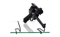EGW Evolution Gun Works Front Kik Display Stand Clips To Glass Shelving Ten Per Package