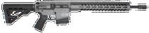 "HM DEFENSE Avenger M308 308 Win/7.62 NATO 18.00"" Barrel, Black Hardcoat Anodized Black Mil-Spec HM Stock 10rd Mag"
