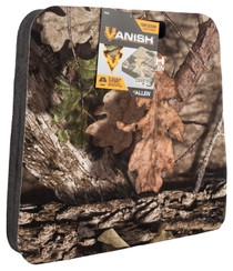 "Allen Vanish Seat Cushion Mossy Oak Break-Up Country Foam 14"" x 13"" x 2"""