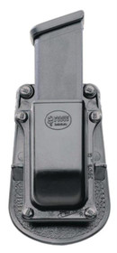 Fobus Paddle Magazine Pouch, Fits Single Magazine Glock/HK, Kydex, Black