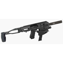 Command Arms MCK 2.0 Advanced Conversion Kit Glock 17,19,19x,22,23,25,31,32,45, Synthetic Black