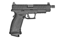 "Springfield XDM Elite OSP 9mm, 4.5"" Threaded Barrel, Suppressor Sights, Black, 2x 22rd"