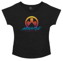 Magpul Brenten, Women's Dolman T-Shirt, Small, Black
