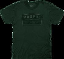 Magpul Fine Cotton Go Bang Shirt Medium Forest Green